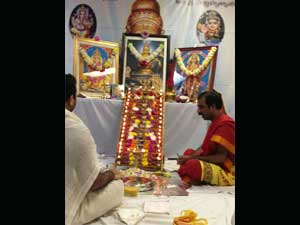 Ayyappa Pooja in USA