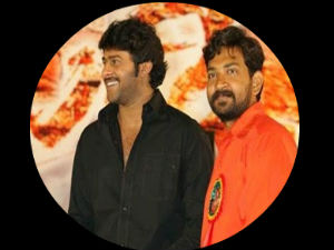 Young Rebel Star Prabhas About Baahubali Project