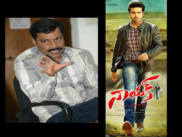 aakula shiva happy with nayak film