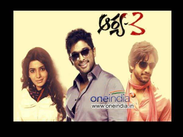 allu arjun aarya 3 movie confirm