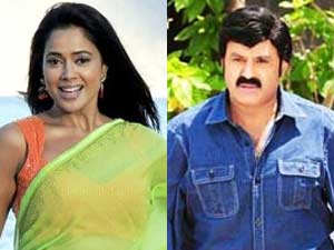 Sameera Reddy Signs Balakrishna Film