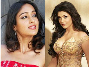 Kajal Sweet Punch Ileana