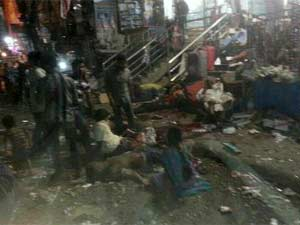 Chronology Bomb Blast Incidents Hyd