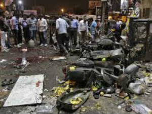 Dilsukhnagar blasts: Two nabbed