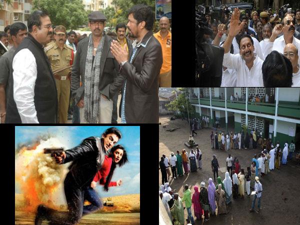 Andhrapradesh Movie On Kiran Kumar Reddy Has Kamal Hassan Idea