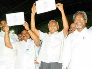 MLCs wins in elections
