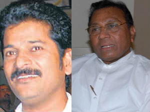 Revanth Reddy - Mekapati Rajamohan Reddy