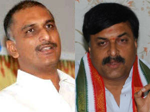 Harish Rao - Pongulate Sudhakar Reddy