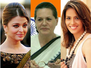 Top 20 leading Indian women: Surveay
