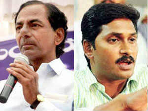 K Chandrasekhar Rao - YS Jagan