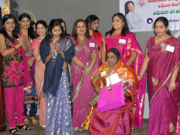 Women's Day Celebrations by ATA