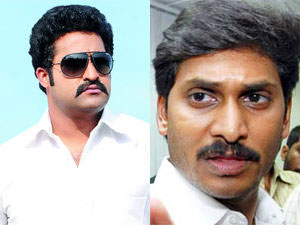 Jr Ntr-YS Jagan