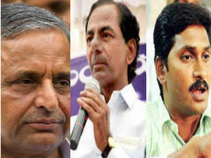 TRS, YSRC indifferent to Mulayam Third Front plan