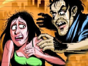 Acid attack on four sisters