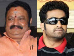 Harikrishna and Junior NTR