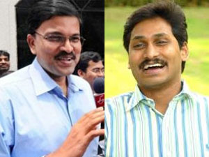 Ys Jagan Happy With Lakshminarayana Transfer