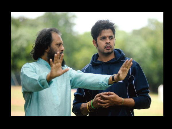 Sreesanth will act in a movie