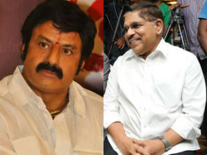 Balakrishna and Allu Aravind meet Modi