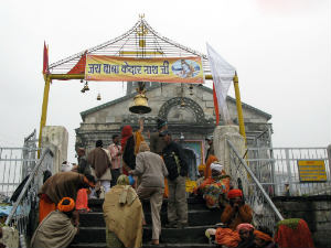 After 86 days, prayers resume at Kedarnath Temple