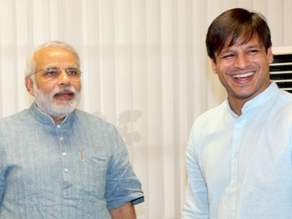 Vivek Oberoi will act as Narendra Modi