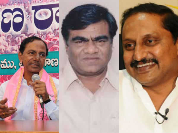 Clarification within two days on TRS merger and Kiran's new Party