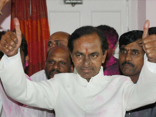 T Congress MPs suggest KCR