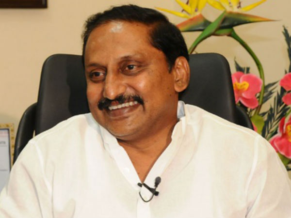 Kiran Kumar Reddy launch new party