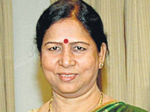 Galla Aruna Kumari Contest From Chandragiri