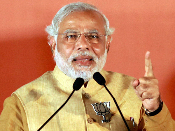 Refrain from making irresponsible statements, Modi tells leaders
