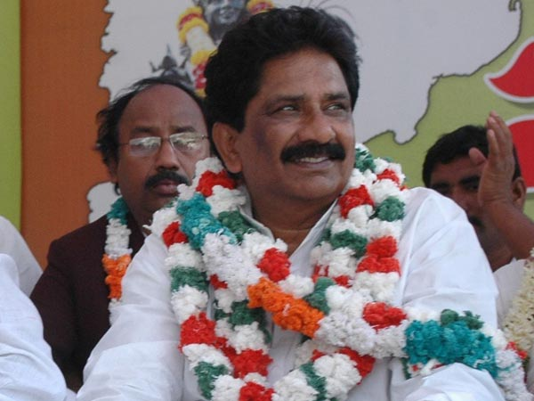 Sabbam hari withdraws from contest at Visakhapatnam Lok Sabha seat