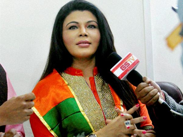 After poll debacle, Rakhi quits her own party; wants to join BJP