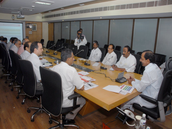 KCR wants to increase Hyderabad brand image