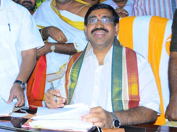 AP state minister Narayana responds on AP capital