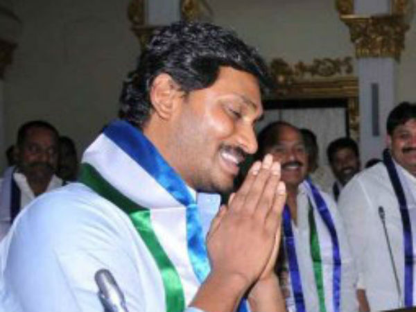 YS Jaganmohan Reddy questions loan waiver in AP Assembly