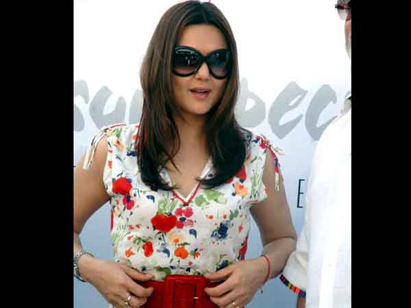 This is not a personal matter; I don't need cheap publicity: Preity Zinta