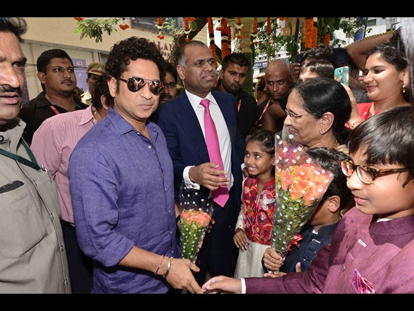 Tendulkar enquired about AP capital