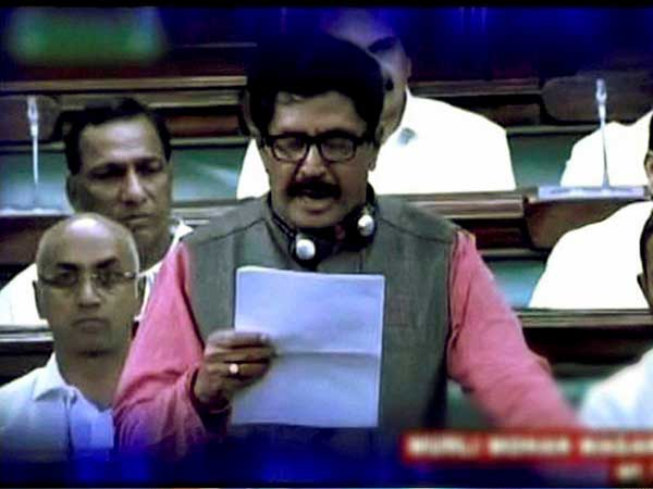 TDP MP Murali Mohan gets a dressing down