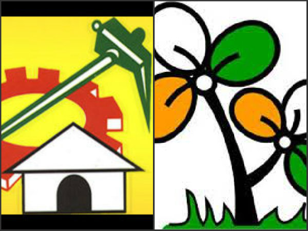 TDP-TMC clash in Parliament over rooms in the House