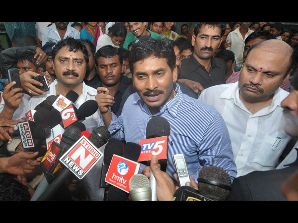 Difference among YCP leaders on AP capital