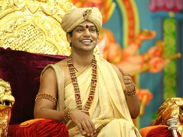 Godman Nithyananda likely to go under 2nd potency test