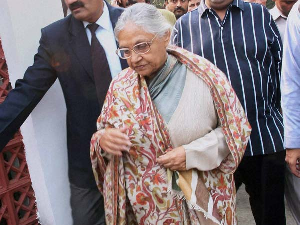 Sheila Dikshit backs BJP's bid to form govt in Delhi, Congress 'shocked'