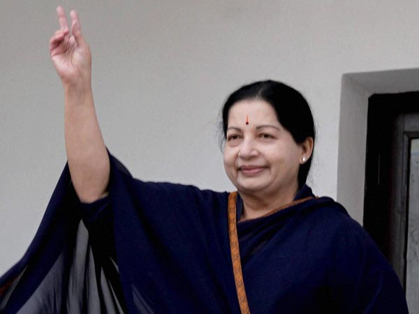 Jayalalithaa comments on case: minister sheds tears