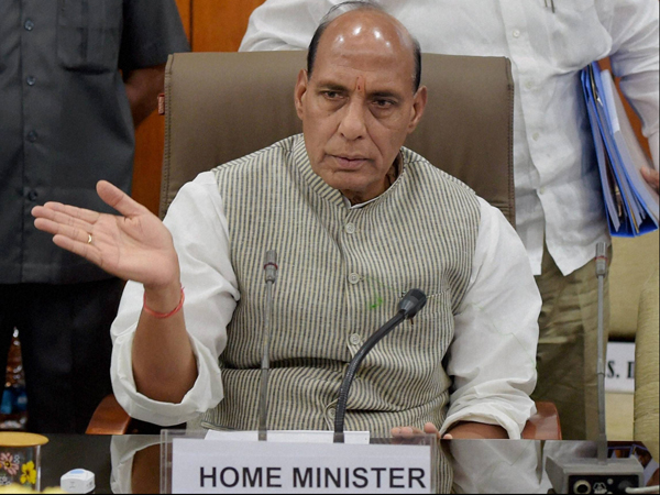 Pakistan didn't even spare Diwali to violate ceasefire, says Rajnath Singh