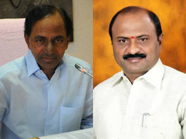Dharma Reddy Joins Trs Praises Chandrababu