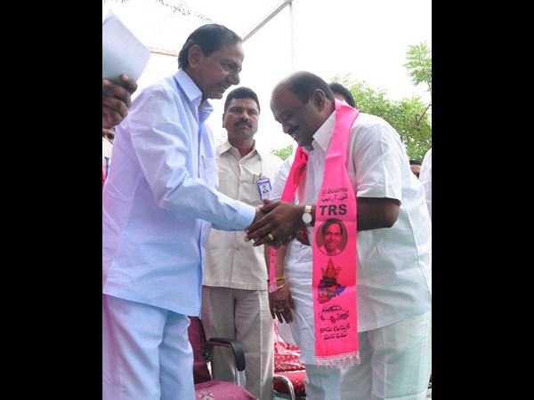 Photos Tdp Mla Dharma Reddy Joins Ruling Trs Telangana