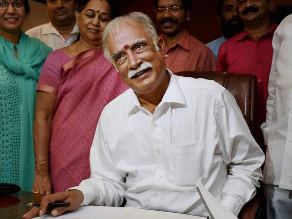 Ashok Gajapti Raju Fires At Ys Jagan
