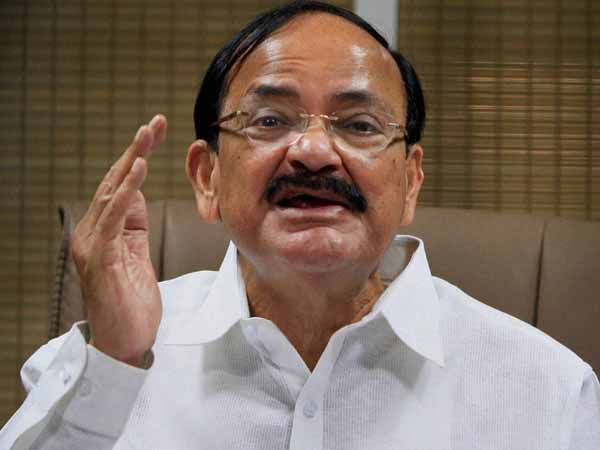 One Indian among hostages inside Lindt cafe, says Venkaiah Naidu