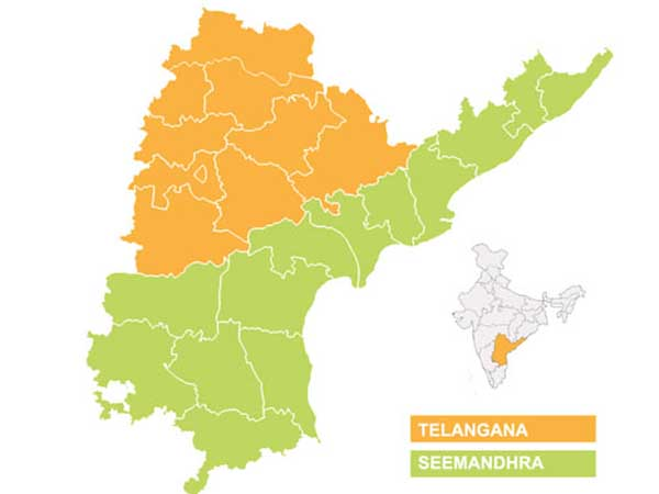 Allotment of officers to AP and Telangana
