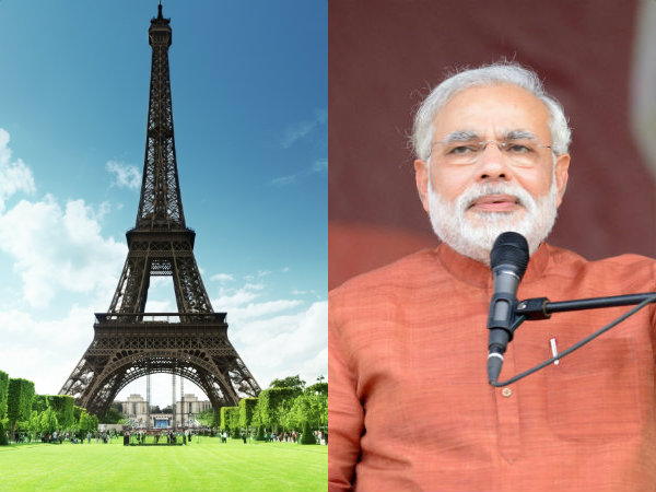 Eiffel Tower closed, PM Modi condemns Paris attack, says it is despicable act