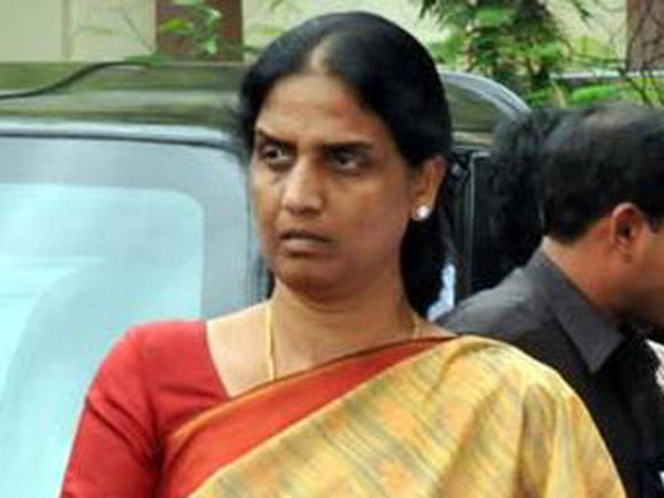 Sabita Indra Reddy fires on ktr about personal criticism